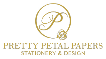 Pretty Petal Papers Logo