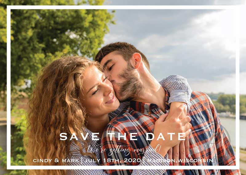 SUNLIGHT SAVE THE DATES